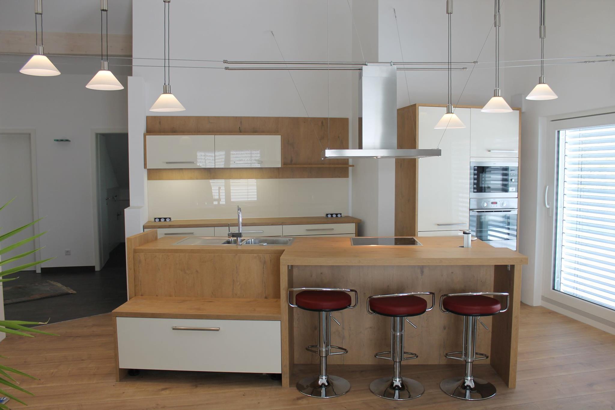 Beste Led Pendelleuchten Für Kücheninsel Fotos - Küchen Design Ideen ...